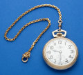 Timepieces:Pocket (post 1900), Ball, 999B, 21 Jewel. ...