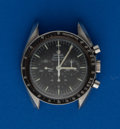 "Timepieces:Wristwatch, Omega Steel ""Moon"" Seamaster Professional 145.022 ST 71. ..."