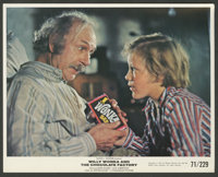 """Willy Wonka & the Chocolate Factory (Paramount, 1971). Color Photos (9) (8"""" X 10""""). Fantasy. ... (Total: 9..."""