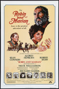 "Movie Posters:Adventure, Robin and Marian (Columbia, 1976). One Sheet (27"" X 41"")Flat-Folded. Adventure.. ..."