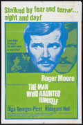 """Movie Posters:Thriller, The Man Who Haunted Himself (Levitt-Pickman, 1971). One Sheet (27"""" X 41"""") and Photos (8) (8"""" X 10""""). Thriller.. ... (Total: 9 Items)"""