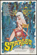 """Movie Posters:Adult, Starlet! Lot (EVI, 1969). One Sheets (2) (27"""" X 41""""). Adult.. ... (Total: 2 Items)"""