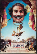 "Movie Posters:Adventure, The Adventures of Baron Munchausen (Columbia, 1988). One Sheet (27""X 41"") and German A1 (23.25"" X 33""). Adventure.. ... (Total: 2Items)"