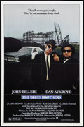 """Movie Posters:Comedy, The Blues Brothers (Universal, 1980). One Sheet (27"""" X 41"""") andNovelty Poster (15"""" x 21'). Comedy.. ... (Total: 2 Items)"""