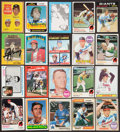 Baseball Cards:Autographs, Major League Pitching Legends Signed Cards Lot of 20....