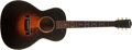 Musical Instruments:Acoustic Guitars, Late '30s Gibson L-00 Sunburst Guitar, #1212....