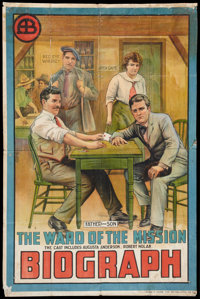 """The Ward of the Mission (General Film, 1915). One Sheet (26 X 39""""). Drama"""