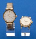 Timepieces:Wristwatch, Two - Omega Seamaster Parts Watches. ... (Total: 2 Items)