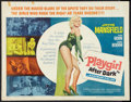 "Movie Posters:Sexploitation, Playgirl After Dark (Topaz, 1962). Half Sheet (22"" X 28"").Sexploitation.. ..."