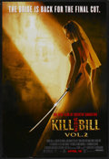 "Movie Posters:Action, Kill Bill: Vol. 2 (Miramax, 2004). One Sheet (27"" X 40"") DSAdvance. Bride Style. Action.. ..."