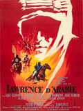 "Movie Posters:Academy Award Winners, Lawrence of Arabia (Columbia, 1962). French Grande (47"" X 63"")....."