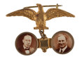 Political:Ribbons & Badges, Smith & Robinson: Retro-Style Jugate. ...