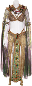 Movie/TV Memorabilia:Costumes, Randy McLaughlin of Jeran Collection - Crystal Bernard's CleopatraCostume from The Bold and the Beautiful.... (Total: 7 )