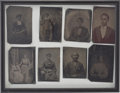 Photography:Tintypes, African American Tintype Archive....