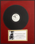Music Memorabilia:Recordings, The Ronettes Presenting the Fabulous Ronettes Featuring Veronica Test Pressing....