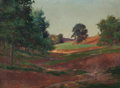 Fine Art - Painting, American:Modern  (1900 1949)  , WILLIAM WENDT (American, 1865-1946). Lights and Shadows. Oilon canvas. 18-1/4 x 24 inches (46.4 x 61.0 cm). Titled vers...