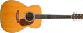 Musical Instruments:Acoustic Guitars, 1978 Martin M-38 Natural Guitar, #404984....