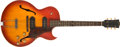 Musical Instruments:Electric Guitars, 1966 Gibson ES-125-TDC Cherry Sunburst Guitar, #850857....