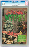 Golden Age (1938-1955):Horror, Strange Mysteries #9 (Superior, 1953) CGC FN 6.0 Cream to off-whitepages....