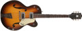 Musical Instruments:Electric Guitars, 1964 Gretsch 6117 Anniversary Sunburst Guitar, #72362....