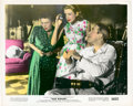 "Movie Posters:Hitchcock, James Stewart and Grace Kelly in ""Rear Window"" (Paramount, 1954).Color-Glos Photos (2) (8"" X 10"").. ... (Total: 2 Items)"
