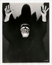"""Lon Chaney, Jr. in """"The Ghost of Frankenstein"""" (Universal, 1942). Photo (8"""" X 10"""")"""