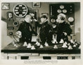 """Movie Posters:Comedy, Three Stooges Lot (MGM & Columbia, 1933-38). Photos (3) (8"""" X10"""").. ... (Total: 3 Items)"""