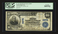 National Bank Notes:Missouri, Centralia, MO - $10 1902 Plain Back Fr. 624 The First NB Ch. #6875. ...