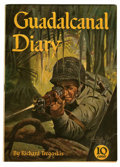 Golden Age (1938-1955):War, American Library #nn (#2) Guadalcanal Diary (David McKayPublications, 1943) Condition: VG/FN....