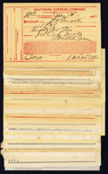 Miscellaneous:Other, Various Paper Items 1890 - 1910. ... (Total: 30 items)
