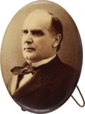 Photography:Cabinet Photos, William McKinley: Jumbo Celluloid....