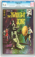 Silver Age (1956-1969):Horror, Twilight Zone #7 File Copy (Gold Key, 1964) CGC NM+ 9.6 Off-white pages....