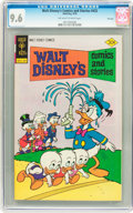 Bronze Age (1970-1979):Cartoon Character, Walt Disney's Comics and Stories #432 File Copy (Gold Key, 1976)CGC NM+ 9.6 Off-white to white pages....