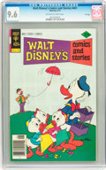Bronze Age (1970-1979):Cartoon Character, Walt Disney's Comics and Stories #441 File Copy (Gold Key, 1977)CGC NM+ 9.6 Off-white to white pages....