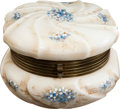 Movie/TV Memorabilia:Memorabilia, Lucille Ball's Porcelain Jewelry Box....