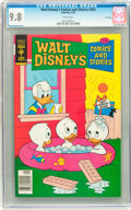 Bronze Age (1970-1979):Cartoon Character, Walt Disney's Comics and Stories #455 File Copy (Gold Key, 1978)CGC NM/MT 9.8 White pages....