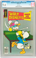 Bronze Age (1970-1979):Cartoon Character, Walt Disney's Comics and Stories #460 File Copy (Gold Key, 1979)CGC NM+ 9.6 White pages....