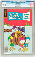 Bronze Age (1970-1979):Cartoon Character, Walt Disney's Comics and Stories #461 File Copy (Gold Key, 1979)CGC NM+ 9.6 Off-white to white pages....