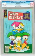 Bronze Age (1970-1979):Cartoon Character, Walt Disney's Comics and Stories #463 File Copy (Gold Key, 1979)CGC NM+ 9.6 Off-white to white pages....