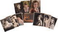 Movie/TV Memorabilia:Autographs and Signed Items, Assorted Vintage Actress-Signed Photos.... (Total: 10 )