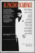 "Movie Posters:Crime, Scarface Lot (Universal, 1983). One Sheets (2) (27"" X 41""). Crime..... (Total: 2 Items)"