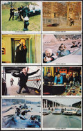 "Movie Posters:Action, The French Connection (20th Century Fox, 1971). Lobby Card Set of 8 (11"" X 14""). Action.. ... (Total: 8 Items)"