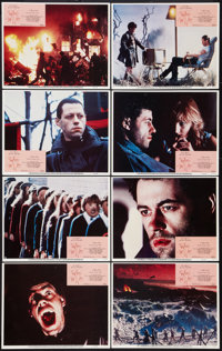 """Pink Floyd: The Wall (MGM, 1982). Lobby Card Set of 8 (11"""" X 14""""). Rock and Roll. ... (Total: 8 Items)"""
