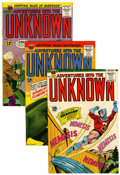 Silver Age (1956-1969):Horror, Adventures Into The Unknown Group (ACG, 1965-66) Condition: AverageVF.... (Total: 12 Comic Books)