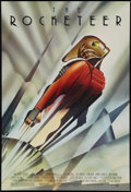 """Movie Posters:Action, The Rocketeer (Touchstone, 1991). One Sheet (27"""" X 40"""") DS.Action.. ..."""