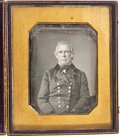 Political:3D & Other Display (pre-1896), Zachary Taylor: Half-Plate Daguerreotype from the Taylor Family. ...