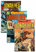 Bronze Age (1970-1979):Western, Jonah Hex Group (DC, 1977-83) Condition: Average NM-.... (Total: 13 Comic Books)