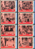 """Movie Posters:Horror, The Brain That Wouldn't Die (American International, 1962). CGC Graded Lobby Card Set of 8 (11"""" X 14"""").. ... (Total: 8 Items)"""
