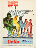 """Movie Posters:James Bond, Dr. No (United Artists, 1962). Poster (30"""" X 40"""").. ..."""