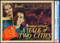 "Movie Posters:Drama, A Tale of Two Cities (MGM, 1935). CGC Graded Title Lobby Card (11""X 14"").. ..."
